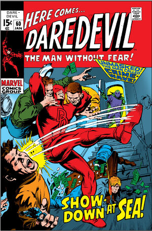 Daredevil Vol 1 60