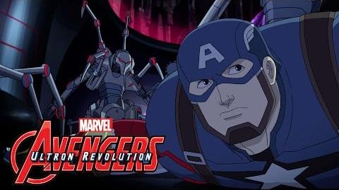 Marvel's Avengers Ultron Revolution Season 3, Ep. 10 - Clip 1