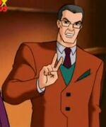 Raymond Sikorski (Earth-730784) The Avengers United They Stand Season 1 1