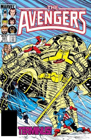 Avengers Vol 1 257