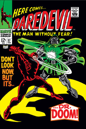 Daredevil Vol 1 37
