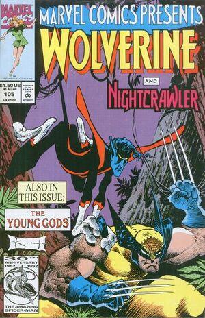 Marvel Comics Presents Vol 1 105