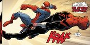 Peter Parker (Earth-616) Vs. Otto Ovtavius (Earth-616) from Amazing Spider-Man Vol 3 15 003