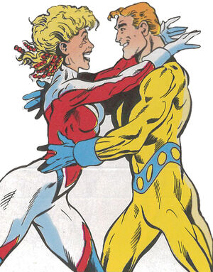 Reunited Rick & Linda from Captain Britain Vol 2 14 0001