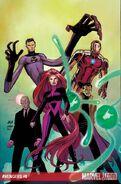 Avengers Vol 4 8 Textless
