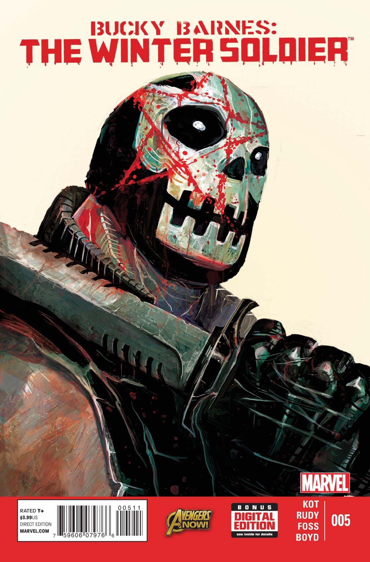 Bucky Barnes : Winter Soldier [Request] ((SPOILERS)) - Skins ...