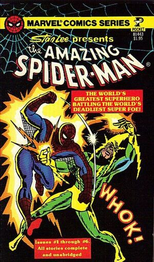 Pocket Book Series Vol 1 Amazing Spider-Man 1