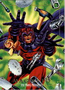 Max Eisenhardt (Earth-616) from Marvel Masterpieces Trading Cards 1992 0001