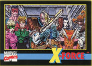 X-Force Vol 1 1 Trading Card 001