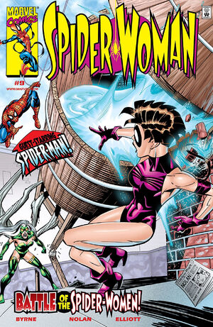 Spider-Woman Vol 3 9