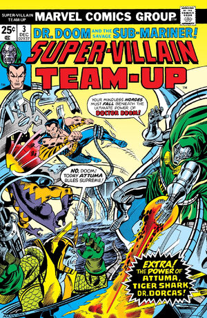 Super-Villain Team-Up Vol 1 3