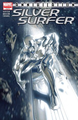 Annihilation Silver Surfer Vol 1 2