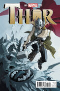 Thor Vol 4 1 Staples Variant