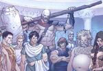 Ajax (Greek Legend) (Earth-616) from Ares Vol 1 3 0001