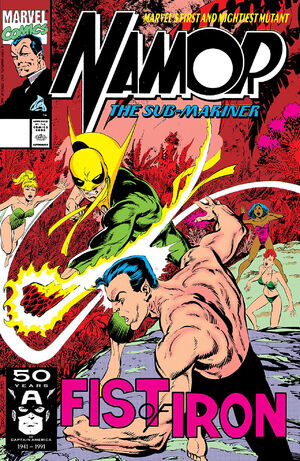 Namor the Sub-Mariner Vol 1 16