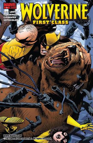 Wolverine - First Class Vol 1 8