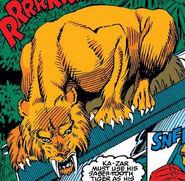 Zabu (Earth-616) from Captain America Vol 1 415 0001