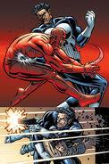 Daredevil vs. Punisher Vol 1 5 Textless