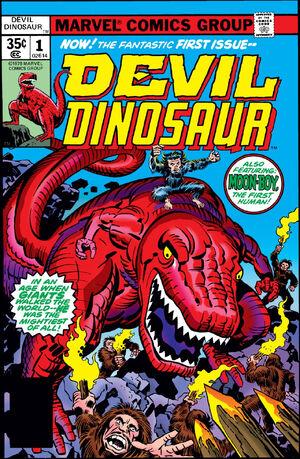 Devil Dinosaur Vol 1 1