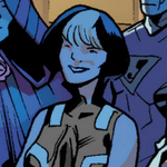 Eva Bell (Earth-13729) from All-New X-Men Vol 1 17