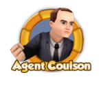 Phillip Coulson (Earth-91119) from Marvel Super Hero Squad Online 002