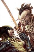 Wolverine Origins Vol 1 35 Textless