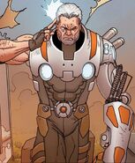 Nathan Summers (Earth-616) from Cable and X-Force Vol 1 10