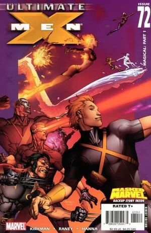 Ultimate X-Men Vol 1 72