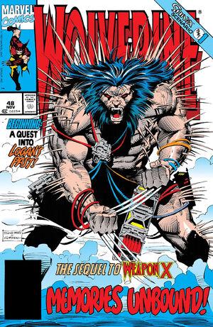 Wolverine Vol 2 48