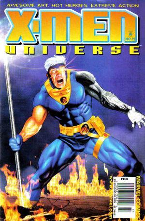 X-Men Universe Vol 1 15