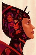 All-New, All-Different Avengers Vol 1 7 Women of Power Variant Textless