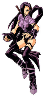 Elizabeth Braddock (Earth-2301) from X-Men Ronin Vol 1 5 0001