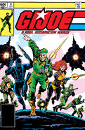 G.I. Joe A Real American Hero Vol 1 4