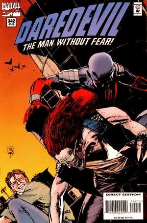 Daredevil Vol 1 342