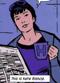 Katherine Bishop (Earth-616) from Hawkeye Vol 4 3 001