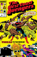 West Coast Avengers Vol 2 33