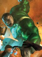 Bruce Banner (Earth-1610) from Ultimate Comics Ultimates Vol 1 26 cover