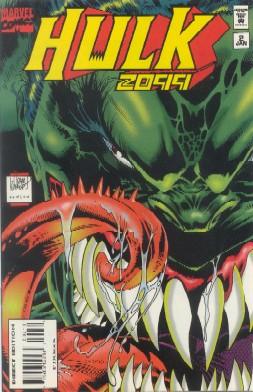 Hulk 2099 Vol 1 2