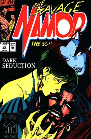 Namor the Sub-Mariner Vol 1 36