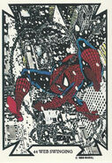 Peter Parker (Earth-616) from Todd Macfarlane (Trading Cards) 0009
