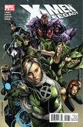 X-Men Legacy Vol 1 254