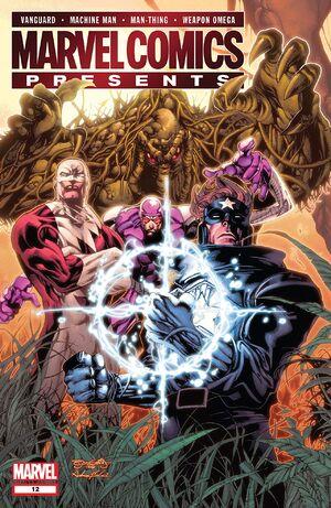 Marvel Comics Presents Vol 2 12