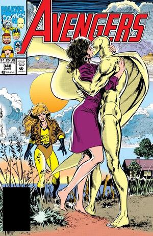 Avengers Vol 1 348