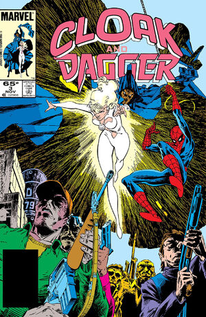 Cloak and Dagger Vol 2 3