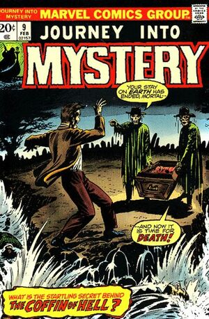 Journey into Mystery Vol 2 9
