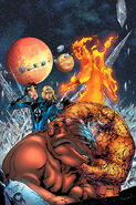 Marvel Adventures Fantastic Four Vol 1 8 Textless