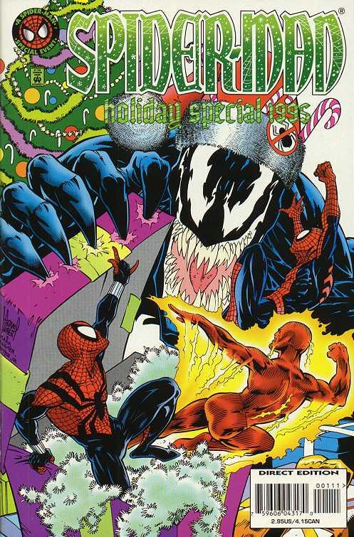 Spider-Man Holiday Special Vol 1 1995 | Marvel Database | FANDOM ...