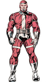 X-51 (Earth-8410) from Official Handbook of the Marvel Universe Vol 1 6 001