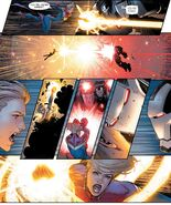 Anthony Stark (Earth-616) vs. Carol Danvers (Earth-616) from Civil War II Vol 1 7 001