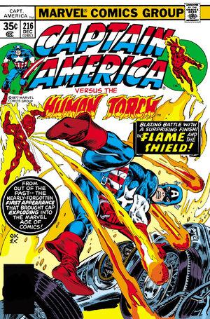 Captain America Vol 1 216